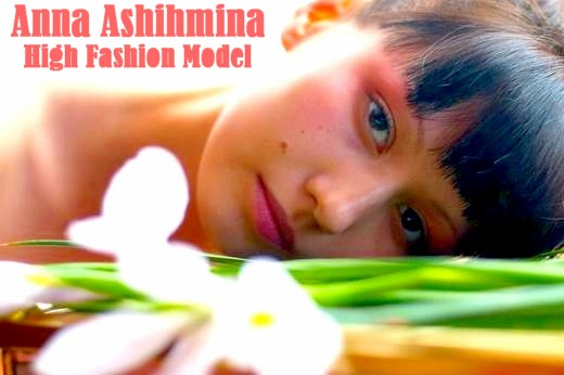 Welcome to Anna Ashihmina's Portfolio Web Site